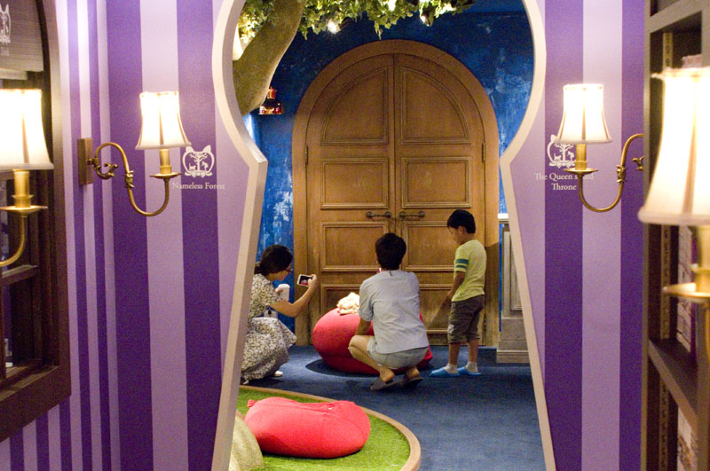 Cat Cafes for Kids