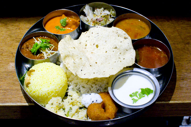 5 south Indian restaurants
